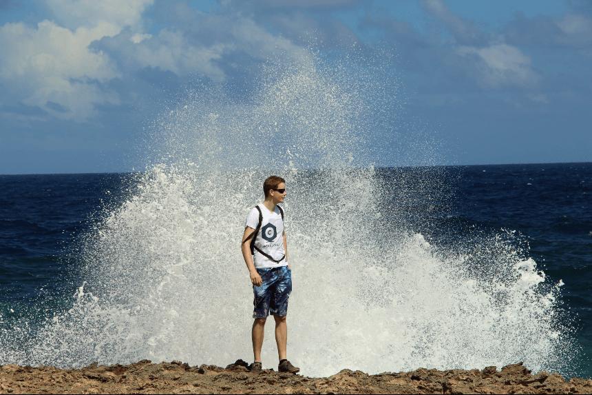 Bij Shete Boka beleef je de zee op een andere manier!