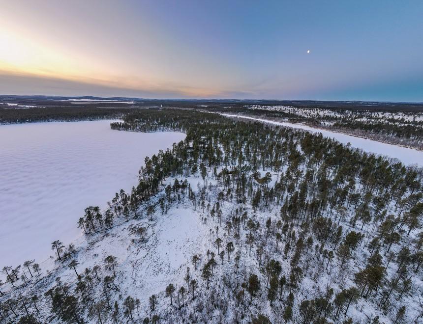 Finse wildernis