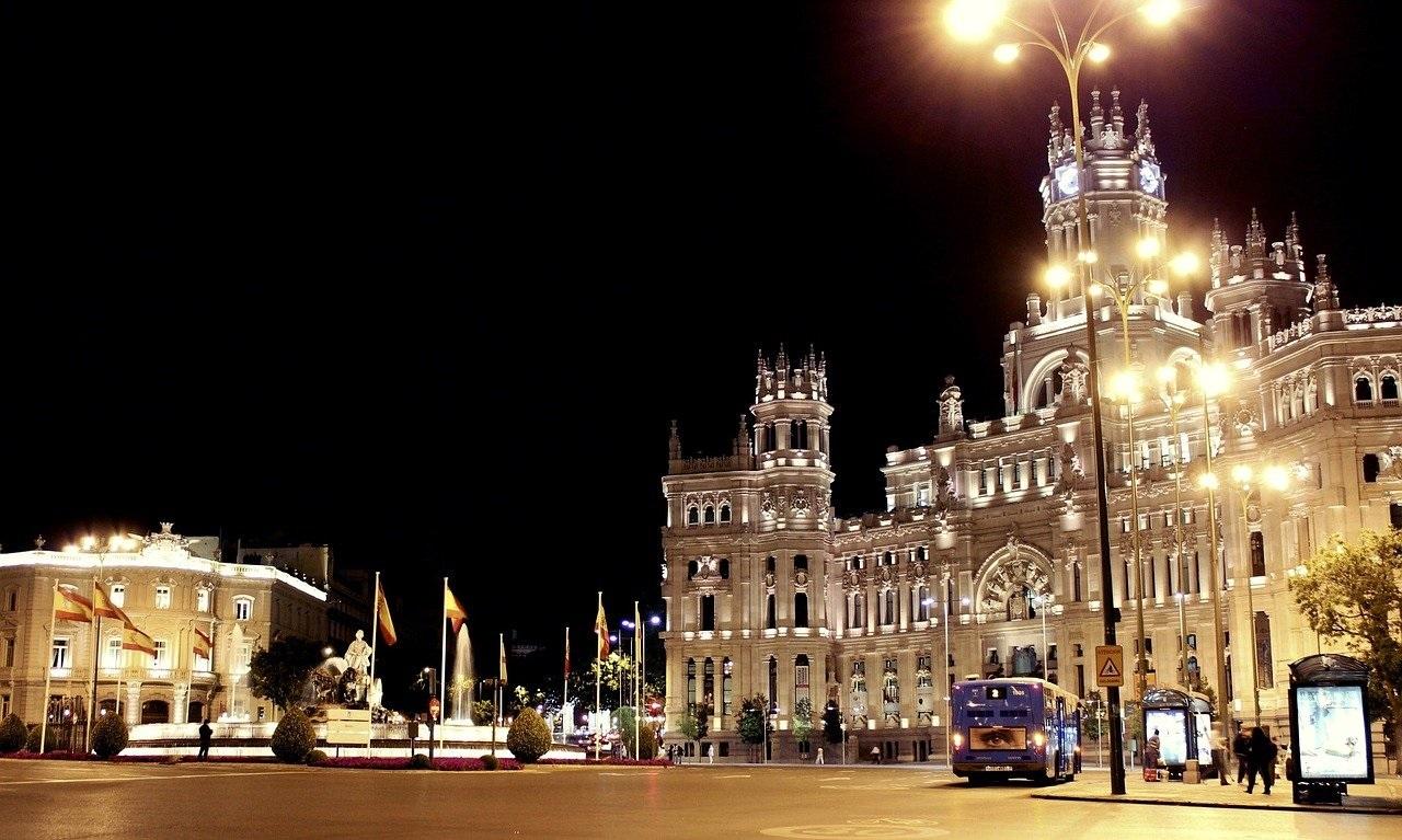 Madrid stedentrip Spanje
