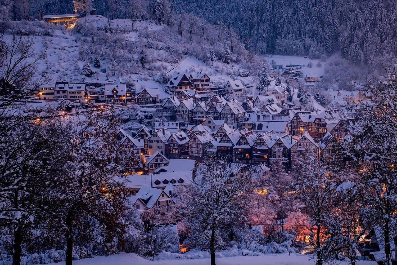 wintervakantie dichtbij huis