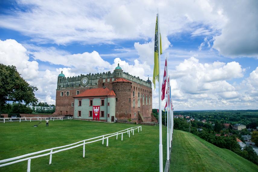Koejavië-Pommeren Polen Golub Dobzryn