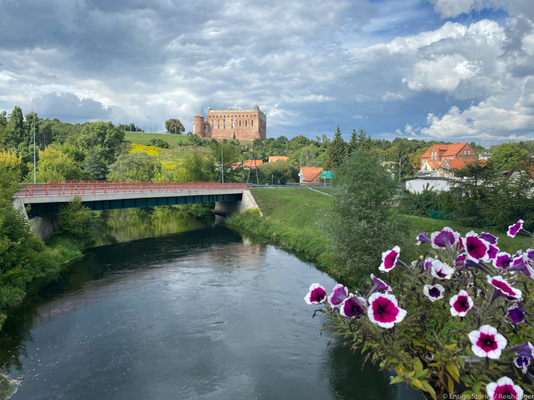 Koejavië-Pommeren Polen Golub Dobzryn kasteel