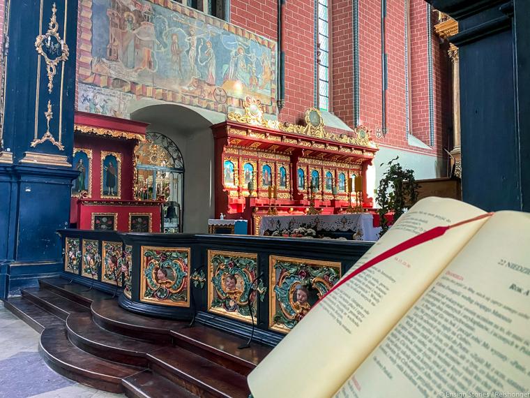 Koejavië-Pommeren Polen Chelmno kerk